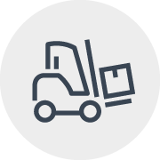Landingpage Icon Logistikzentrum